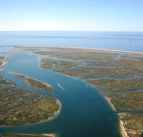 Ria Formoa Algarve