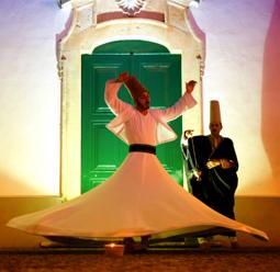andalusische Musik Bild